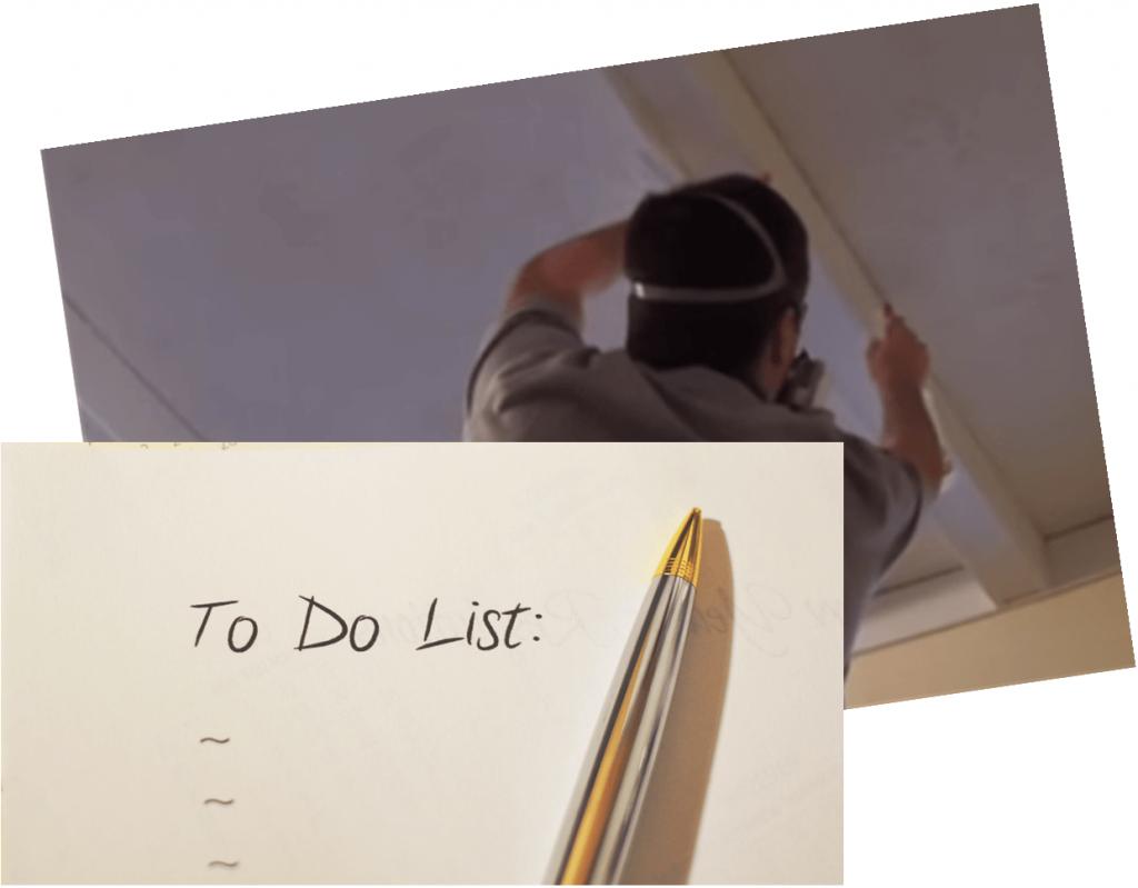 Asbestos To Do List