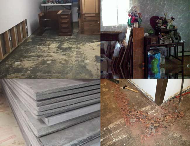 Asbestos Removal in Residential Properties
