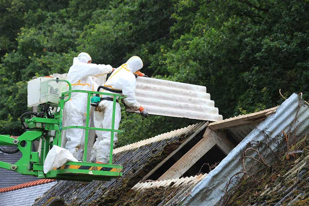 Asbestos Removal Platform