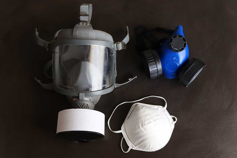 Asbestos Safety Respirator Kit