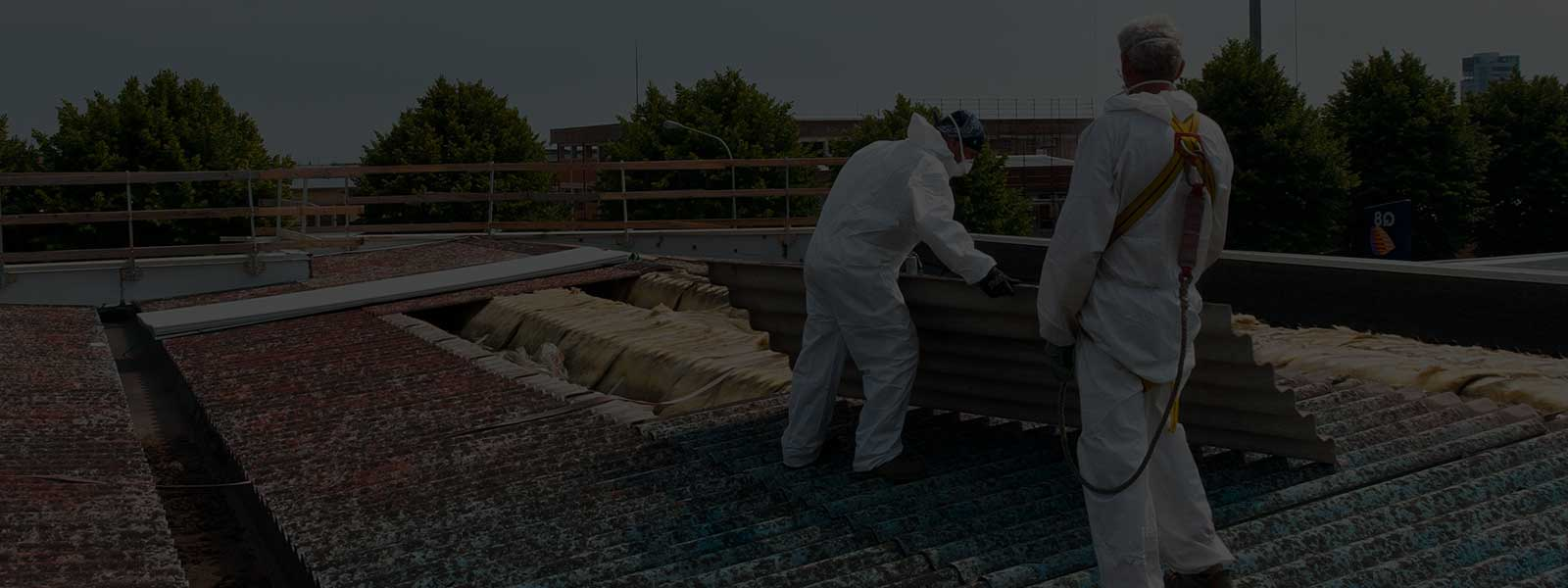 Removing Asbestos Roof Sheets