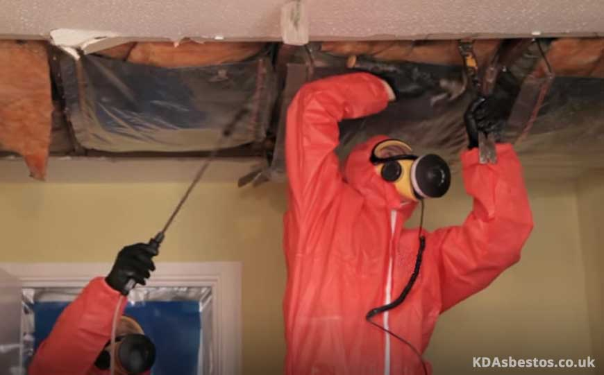 Asbestos Ceiling Survey