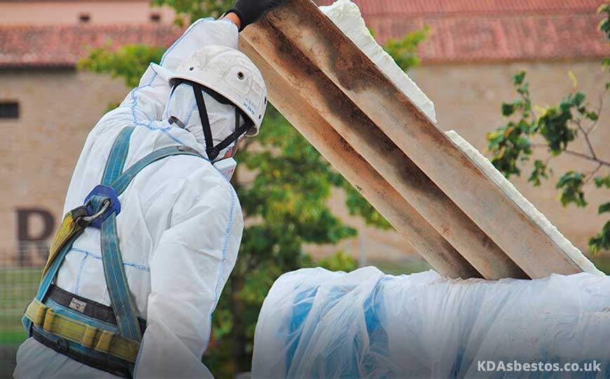 Disposing Asbestos