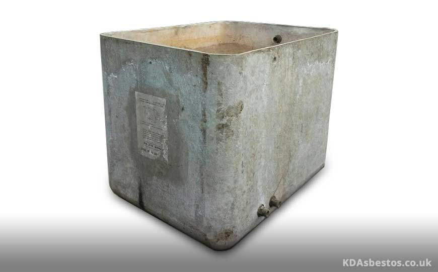 Asbestos Water Tank