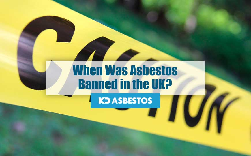 When Was Asbestos Banned