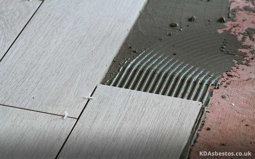 Overlaying Floor Tiles