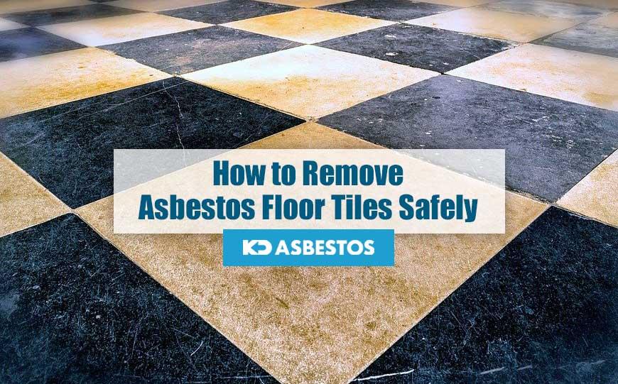 Remove Asbestos Floor Tiles