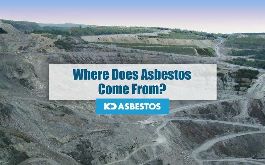 Where Does Asbestos Come From
