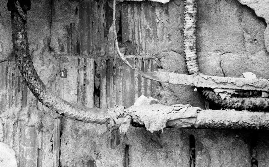 Asbestos Coated Pipes